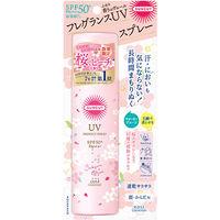 【数量限定】サンカット フレグランスUV プロテクトスプレー 桜&ピーチの香り 90g SPF50+・PA++++ コーセーコスメポート
