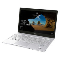 富士通 LIFEBOOK 13.3型ノートPC Core i5/Office H&B FMVS75C3W (直送品)