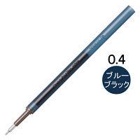 エナージェルインフリー 替芯 ゲルインクボールペン 0.4mm ブルーブラック 3本 XLRN4TL-CA ぺんてる