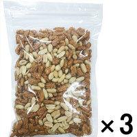 つぶ餅ピーナッツ 1セット(250g×3袋)