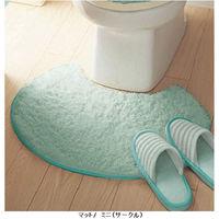 トイレマット・温水洗浄型フタカバーセット