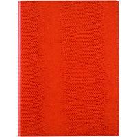 レイメイ藤井 ツァイトベクター ノートパッド(B5) クロスペーパー オレンジ ZVP233D(直送品)