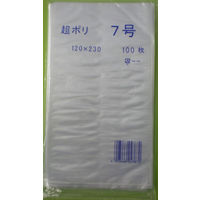 リュウグウ 超ポリ02-07号 TPE-0207 1セット 14000枚:100枚×140パック