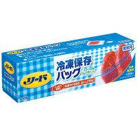 リード 冷凍保存・フリーザーバッグ 業務用 30枚 ライオン 1箱(9個入り)(取寄品)