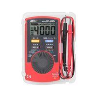 マザーツール(Mother Tool) カード型デジタルマルチメータ MT-4081J 1個 62-4052-01(直送品)