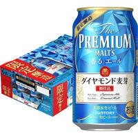 サントリー ザ・プレミアム・モルツ〈香る〉エール初仕込 350ml × 24缶