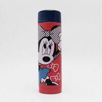 ディズニー スリムパーソナルボトル 300 氷止め付 ミニーマウス/リボン MA-2127(1コ入)