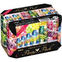 キリンビール 18冬 キリン 氷結 パーティーパック 6缶