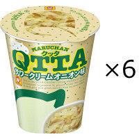 マルちゃん QTTA(クッタ) サワークリームオニオン味 87g×12