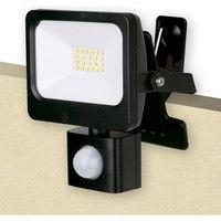 マクサー電機 クリップLEDセンサーライト 屋外用 AC電源 M9W-SLED (直送品)