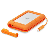 LaCie Rugged Thunderbolt USB-C/5TB STFS5000800 1個(直送品)