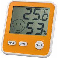 デジタルミディ温湿度計 TD-8414 エンペックス (直送品)