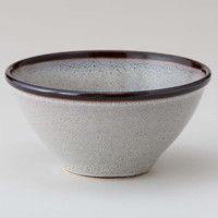 西海陶器 ido碗 白柚子 18181 2個(直送品)