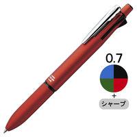 ゼブラ クリップ-オンマルチ 2000 赤 B4SA4-R(直送品)