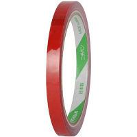 ニチバン バッグシーリングテープ 430R 赤 1個