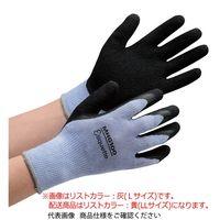 ミドリ安全 消臭機能糸使用 作業手袋 ハイグリップ 天然ゴム背抜き MHG100エチケット LL 1双 4044102940(直送品)