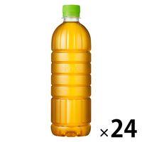 アサヒ飲料 十六茶 630ml ラベルレスボトル 1箱(24本)