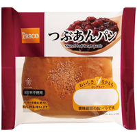 Pasco ロングライフパン つぶあんパン 1個 敷島製パン