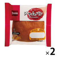 Pasco ロングライフパン ジャムパン 1セット(2個入) 敷島製パン