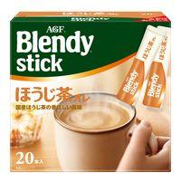 【スティックタイプ】 味の素AGF ブレンディ スティック ほうじ茶オレ 1箱(21本入)