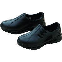 フォーク フルスペックナース(R)II ブラック(黒) 27.5cm 730-9(直送品)