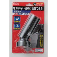 朝日電器 0.5W LEDセンサーライト ESL-05BT(BK)(直送品)