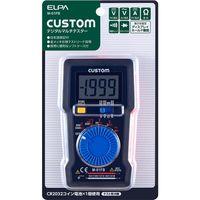 朝日電器 デジタルマルチテスター M-01FB (直送品)