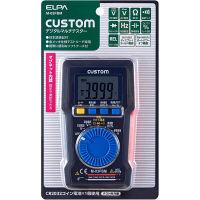 朝日電器 デジタルマルチテスター M-03FBM (直送品)