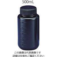 ニッコー・ハンセン フッ素ガスコーティング容器(遮光タイプ) 500mL JFWB-500 1本 3-8294-03 (直送品)