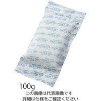 アズワン 磁石付シリカゲル乾燥剤(B型) 100×240×10mm 5個入 SI-BM1-100g 1袋(5個) 3-8428-03 (直送品)