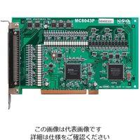 ノヴァエレクトロニクス モーションコントロールボード(PCIバスタイプ) MC8043P 1個 3-8567-03(直送品)
