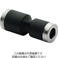 アズワン ワンハンドフィッティング(異径ユニオンストレート) Φ4・Φ6mm TSD4-6 1袋(10個) 3-8592-01 (直送品)