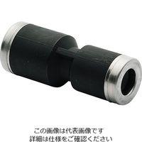 アズワン ワンハンドフィッティング(異径ユニオンストレート) Φ6・Φ8mm TSD6-8 1袋(10個) 3-8592-02 (直送品)