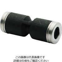 アズワン ワンハンドフィッティング(ユニオン) ストレート Φ8mm TS8-8 1袋(10個) 3-8593-03 (直送品)