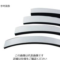 アズワン ネオプレンスポンジ角紐(片面テープ付) W25×t10mm 1m 3-9507-04 (直送品)