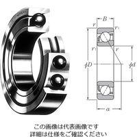 日本精工(NSK) アンギュラ 7008A (ホウキンリテーナ) 1個 62-4955-01 (直送品)