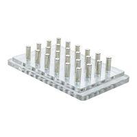 アズワン 磁気ビーズ分離ラック F19900-0003 1個 3-8589-04 (直送品)