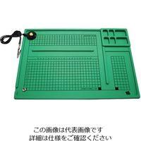 アズワン ESD作業用マット CCT-400 1枚 3-8671-01 (直送品)