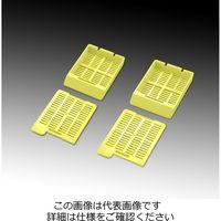 アズワン 包埋カセット(スタックタイプ) 黄 40個×50連入 M517-5T 1箱(2000個) 3-8696-04 (直送品)