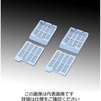 アズワン 包埋カセット(スタックタイプ) 青 40個×50連入 M517-6T 1箱(2000個) 3-8696-05 (直送品)