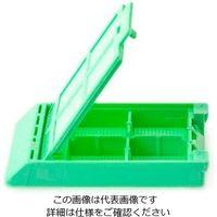 アズワン 包埋カセット(バルクタイプ) 緑 250個×4箱入 M508-4 1箱(1000個) 3-8699-03 (直送品)