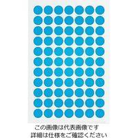 アズワン クライオドット Φ11mmタイプ 青 77ドット×6シート入 LT-11BL 1袋(462ドット) 3-8724-11(直送品)