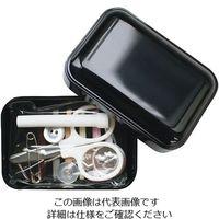 KAWAGUCHI ソーイングセット 黒 13-277 1セット 3-9036-02(直送品)