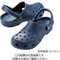 クロックス(crocs) クロックス(TM)シューズ(クラシック) ネイビー 25cm 10001-410_N25 1足 3-9383-04(直送品)