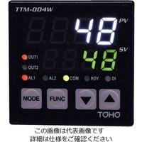 東邦電子 デジタル温度調節計 TTM-004W-P-A 1個 3-944-02 (直送品)