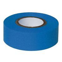 アズワン 耐久カラーテープ 幅25.4mm 青 ASO-T34-6 1巻(12.7m) 3-9875-06(直送品)