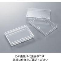 アズワン 透明角型シャーレ 500枚入 25384-322 1箱(500枚) 3-9993-01 (直送品)