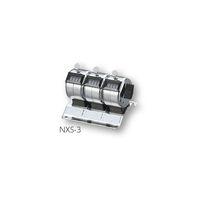アズワン 数取器 3連 卓上タイプ NXS-3 1個 4-458-05 (直送品)