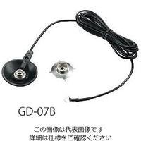 アズワン グランドコード(導電マット接地用) GD-07B 1個 4-811-02 (直送品)