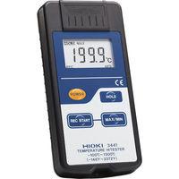 日置電機 HIOKI 温度ハイテスタ 3441 書類3点付 3441SYORUI3TENTUKI 1個 117-3793 (直送品)